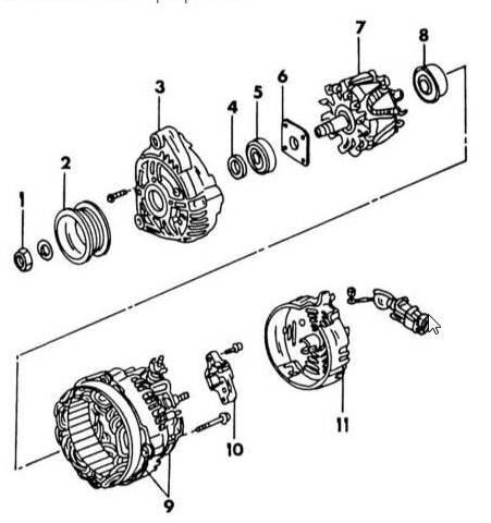 Рис1 - Схема генератора